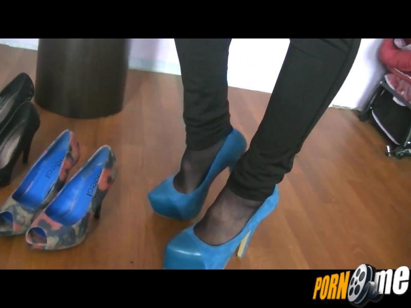 Putz meine Schuhe!