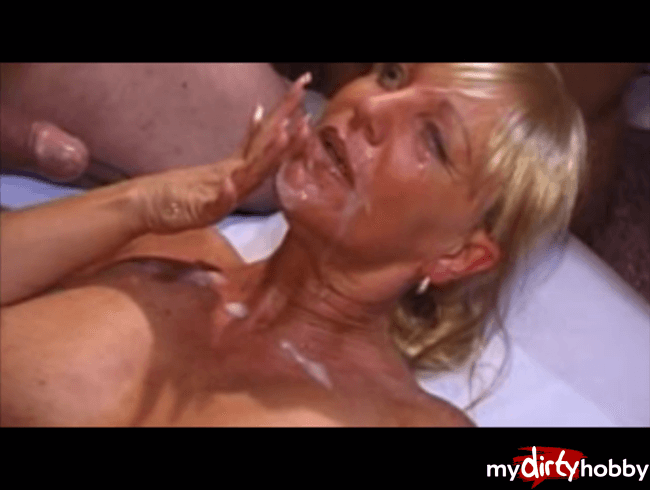porno darsteler sperma im hals