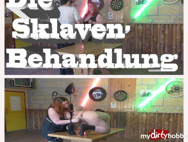 Die Sklavenbehandlung