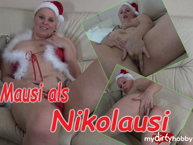 Mausi als Nikolausi