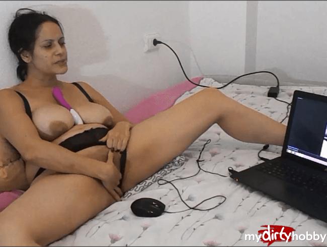 Ebony sexy feet movies