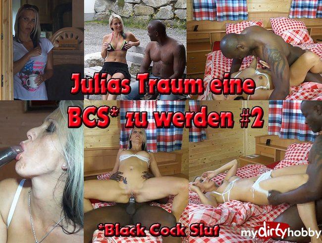 Julias Traum eine BCS zu werden - P2