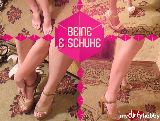 Beine&Schuhe...