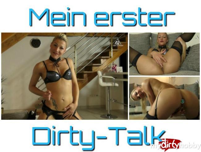 Mein erster Dirty-Talk