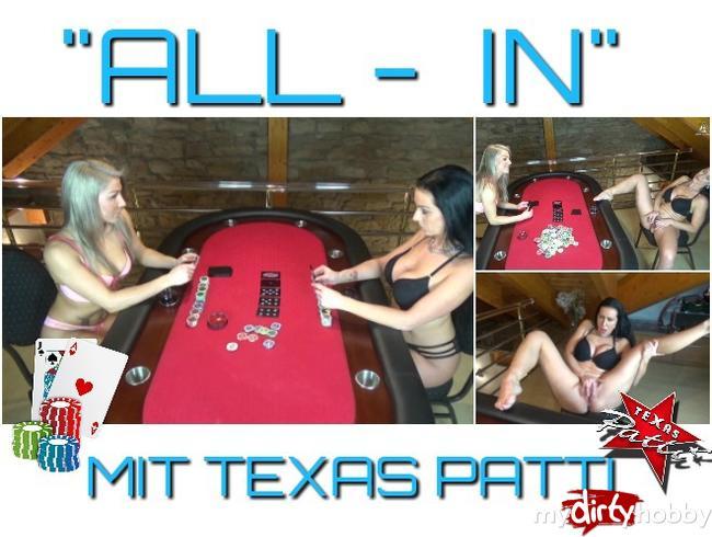 ALL-IN mit TexasPatti!