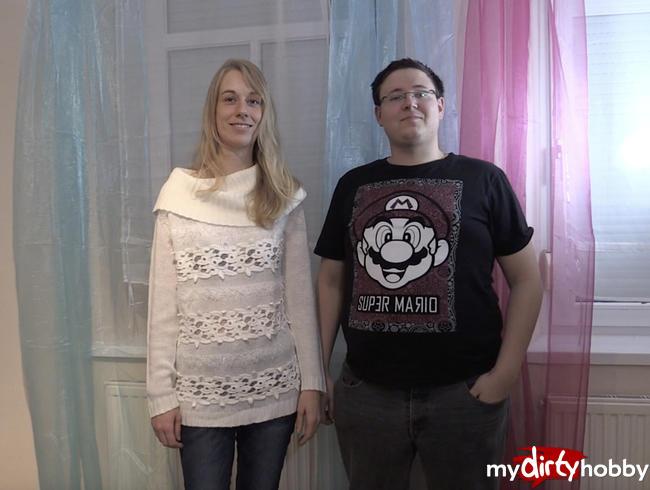 Maria und Mario Neuling fickt extrem!!